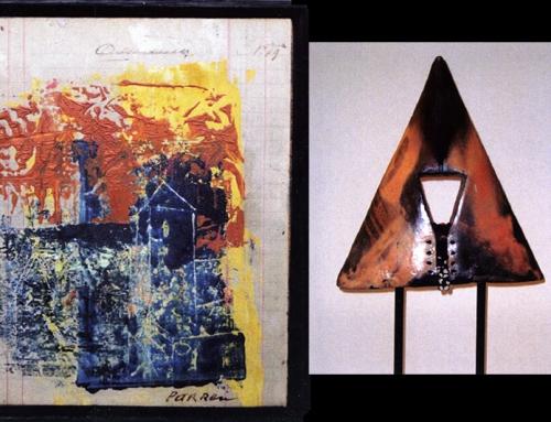 expositie José Crombach en Paul Parren